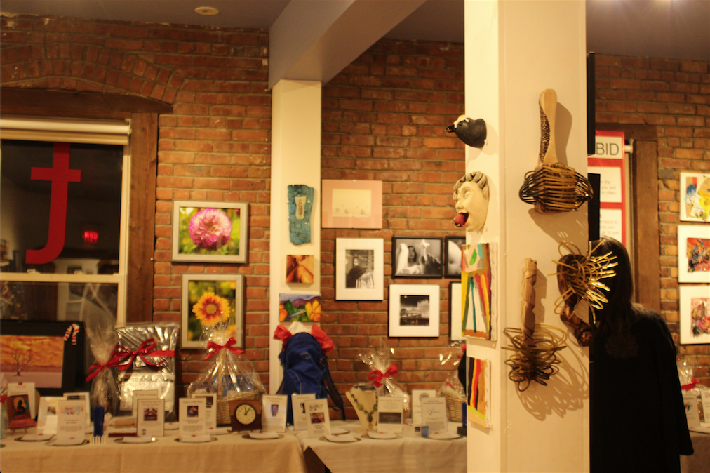 Roost Studios Second Annual Holiday Gala and Art Show
