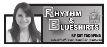 Rhythm & Blueshirts