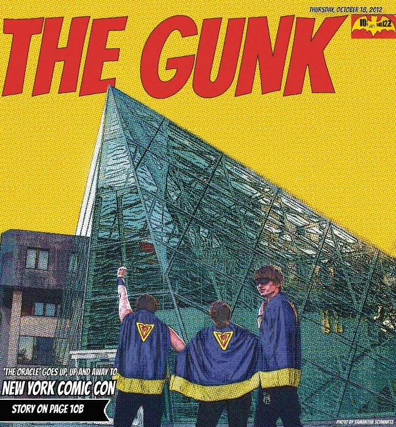 Gunk Front Issue 7