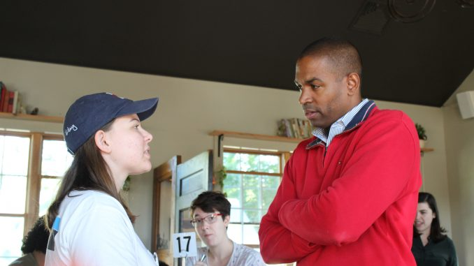 Huckleberry hosts delgado meet and greet the new paltz oracle congressional candidate antonio delgado hosted a meet and greet with students and members of the new paltz community at huckleberry on oct 5 m4hsunfo
