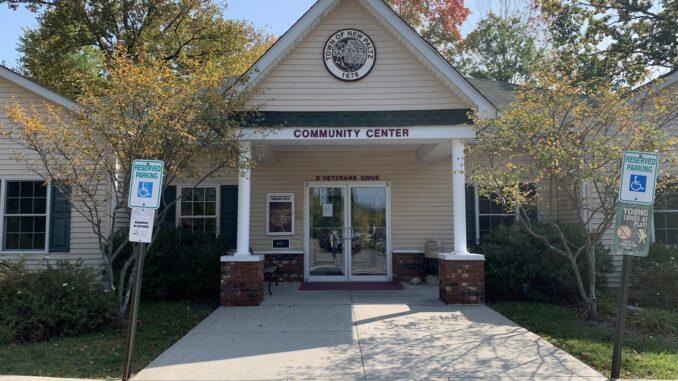 new paltz community center