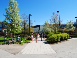 SUNY New Paltz Campus