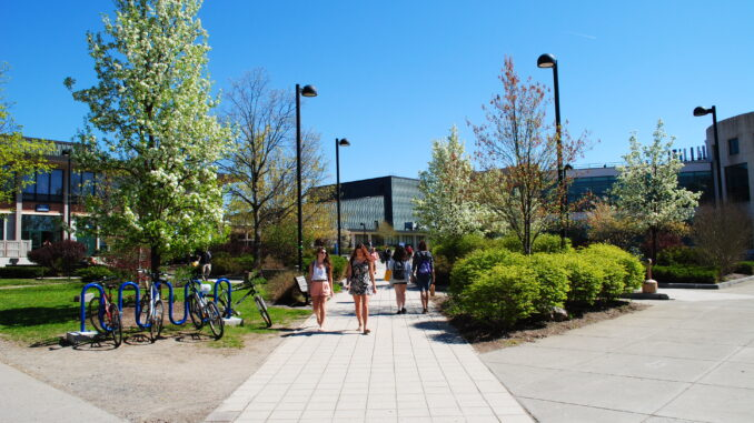 SUNY New Paltz Campus